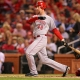 Cincinnati Reds left fielder Ryan Ludwick