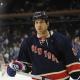 New York Rangers right wing Ryane Clowe
