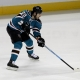 San Jose Sharks left wing Ryane Clowe