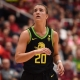 Oregon Ducks guard Sabrina Ionescu