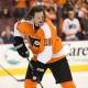 Philadelphia Flyers right wing Scott Hartnell