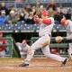 Reds third baseman Scott Rolen