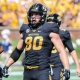 Missouri Tigers tight end Sean Culkin
