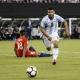 Argentina forward Sergio Aguero