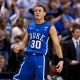 Duke Blue Devils guard Seth Curry