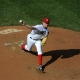 Pitcher Stephen Strasburg (37) of the Washington Nationals.
