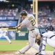 Stephen Vogt Oakland Athletics