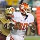 Clemson Tigers quarterback Tajh Boyd
