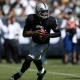 Oakland Raiders' starting quarterback Terrelle Pryor