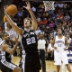 San Antonio Spurs forward Tiago Splitter