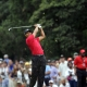 PGA golf pro Tiger Woods.