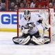 Tomas Vokoun of the Pittsburgh Penguins