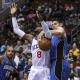 Philadelphia 76ers' Tony Wroten