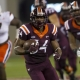 Virginia Tech Travon McMillian