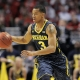 Michigan Wolverines guard Trey Burke