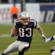 Patriots Wide Receiver Wes Welker