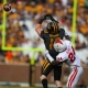 Missouri Tigers wide receiver Wesley Leftwich