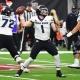 college football picks Logan Bonner utah state aggies predictions best bet odds