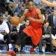 Toronto Raptors shooting guard DeMar DeRozan