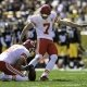 Kansas City Chiefs kicker Harrison Butker