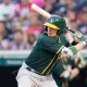 Jed Lowrie Oakland Athletics