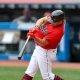 Josh Naylor Cleveland Indians