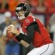 Atlanta Falcons quarterback Matt Ryan