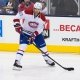 Montreal Canadiens left wing Max Pacioretty