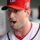 Washington Nationals starting pitcher Max Scherzer