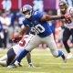 New York Giants wide receiver Victor Cruz