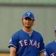 Texas Rangers pitcher Yu Darvish