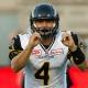 Hamilton Tiger-Cats quarterback Zach Collaros