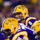 LSU Tigers quarterback Zach Mettenberger