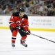 New Jersey Devils left wing Zach Parise