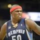 Zach Randolph of the Memphis Grizzlies