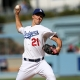 Los Angeles Dodgers Zack Greinke